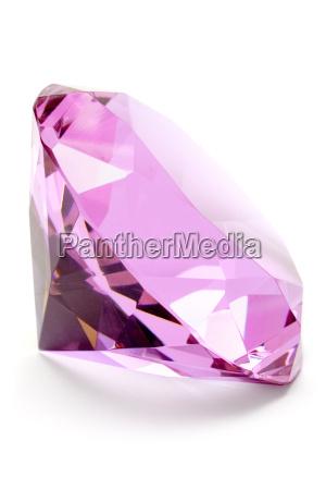violetter diamant
