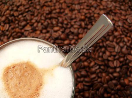 leckere kaffeepause