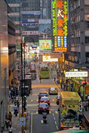 china hong kong island