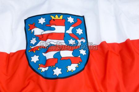 landesflagge thueringen
