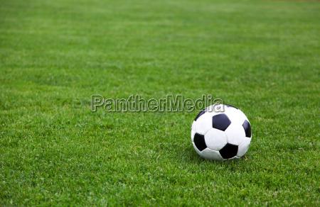 fußball, auf, feld-stadion - 2118425