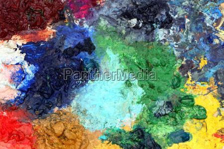 color art background