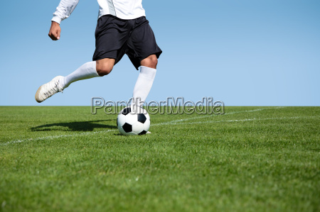 soccer shoot