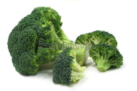 ein bund brokkoli