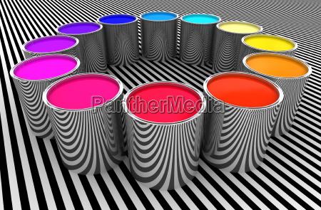 circle of colors