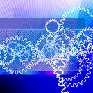 workflow hintergrund abstrakt technologie