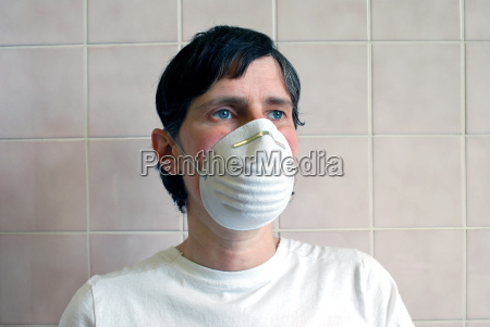 doctor or nurse with surgical mask