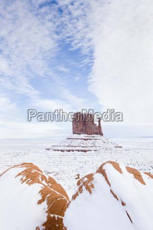 the mitten monument valley national park