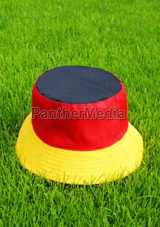 soccer fan concept germany fussball