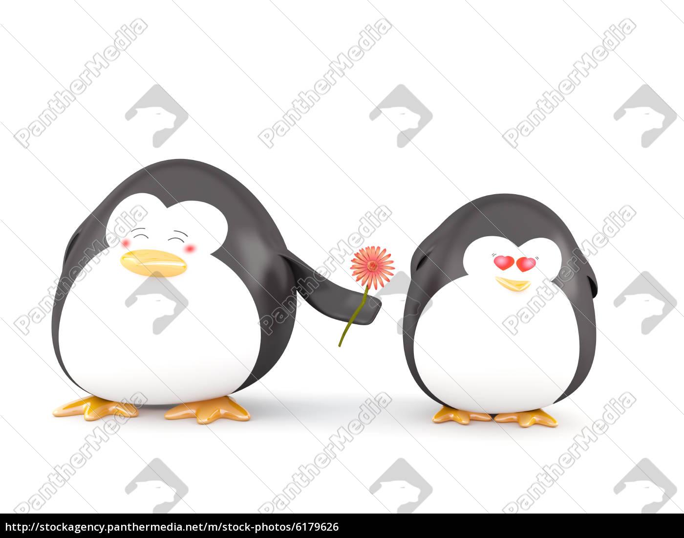 penguin, in, love - 6179626