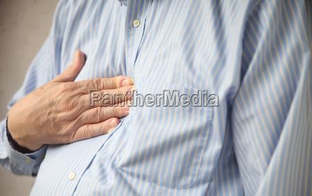 heartburn pain