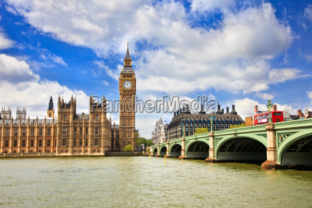 big ben und houses of parliamentlondon