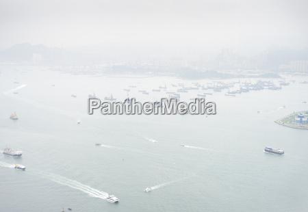 hong kong seaport
