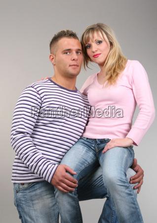 junges liebespaar