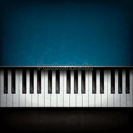 abstrakte jazz musik hintergrund