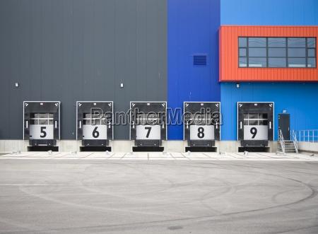 loading docks 2
