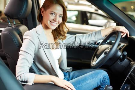 gorgeous driver