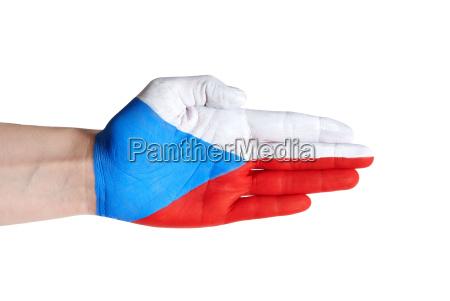 czech republic hand