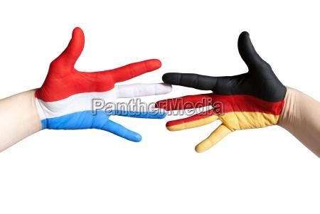 dutch german friendship