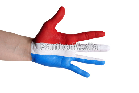 netherlands hand