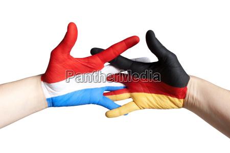dutch german partnership