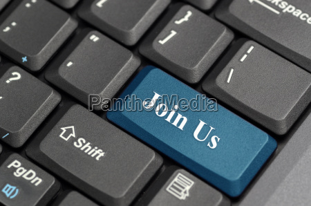 join us on keyboard