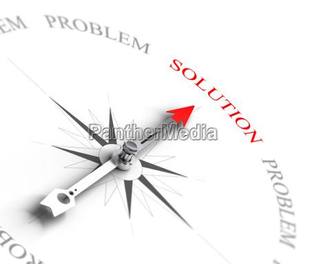 solution vs problem solving business