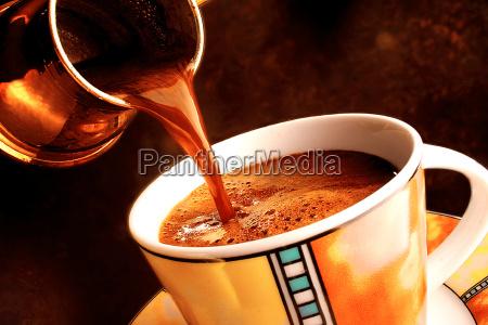cafe griechisch griechisches erfrischungsgetraenk tuerkisch grieche
