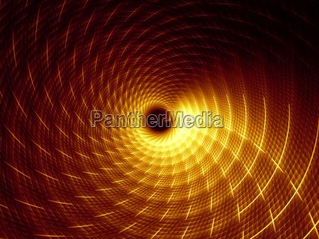 fractal burst backdrop