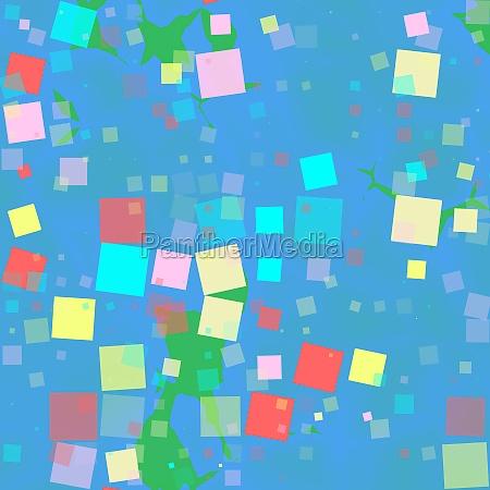 konfetti hintergrund