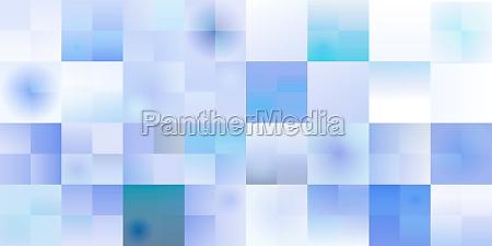 abstrakt formen blautoene