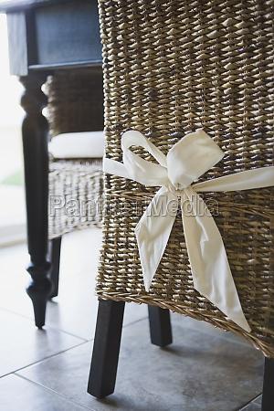 bogen um weidenspeise stuhl gefesselt