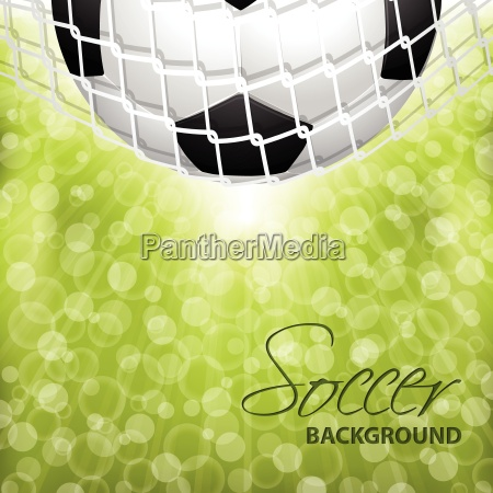 abstract soccerfootball background design