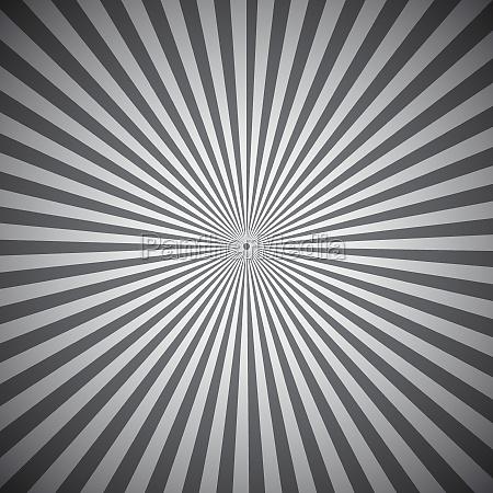 grau radialen strahlen abstrakten hintergrund