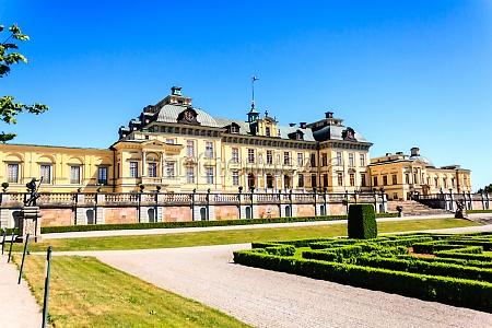 drottningholms slott royal palace