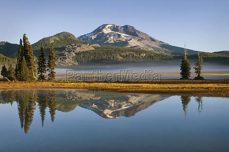 reflection usa horizontal symmetry symmetric outdoor