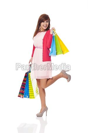 i love shopping so much