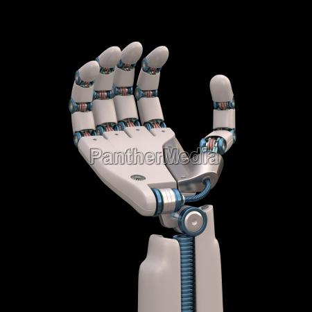 holding robot