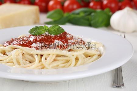 spaghetti nudeln pasta kochen