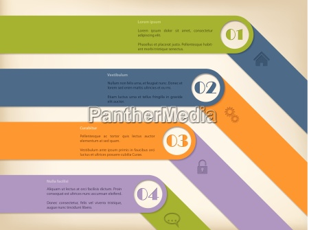 simple infographic design with icons and