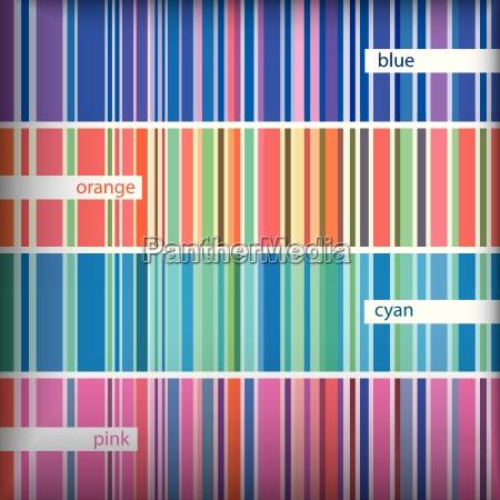 seamles stripes pattern set vector
