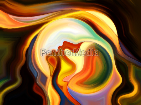 visualization of inner paint