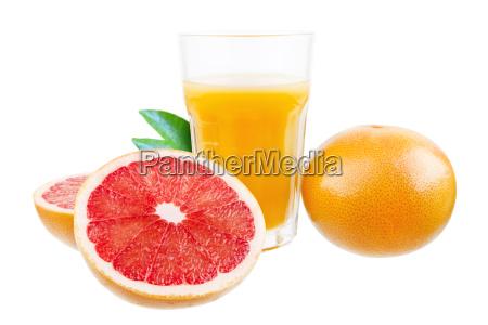 grapefruit saft