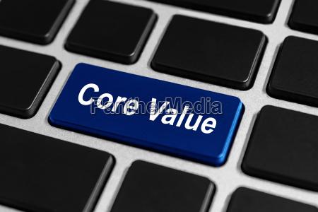 core value button on keyboard