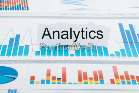 torn paper with text analytics
