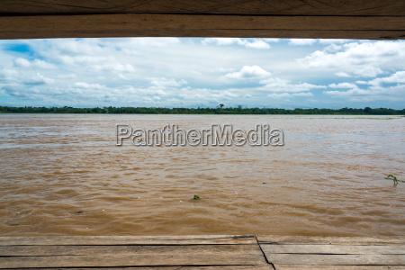 amazon river view