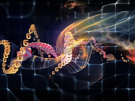 paradigm of data cloud