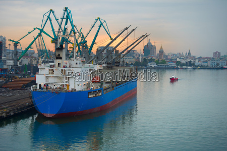 cargo port georgia