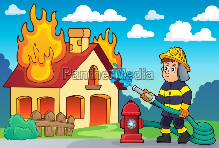 firefighter theme image 2