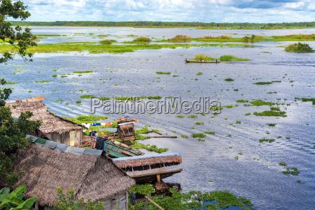 iquitos riverfront
